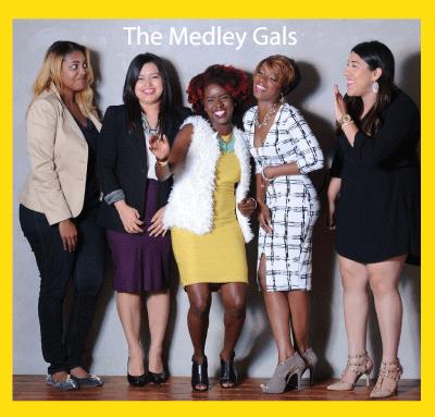 the medley inc. team